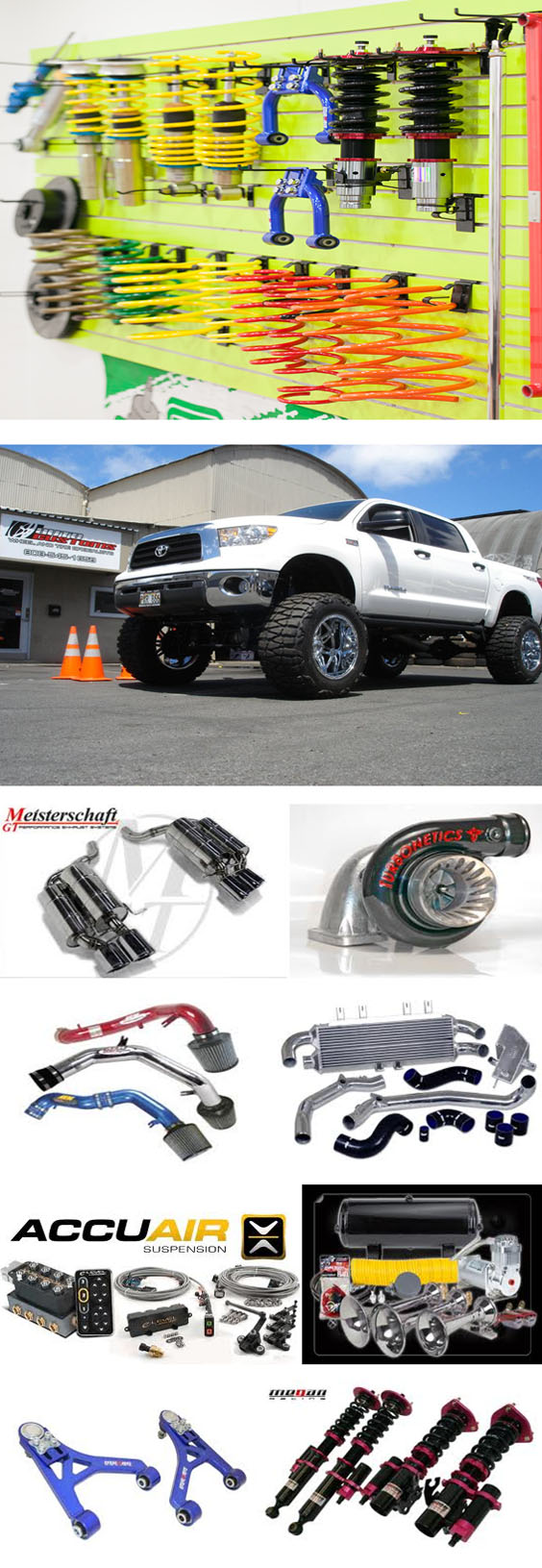 Performance Auto Parts Honolulu | Automotive Parts And Accessories ...